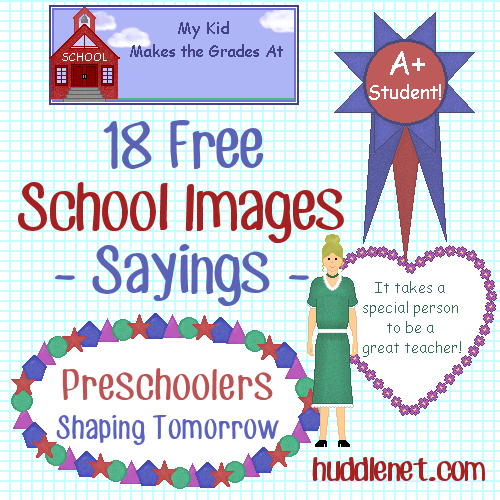 18 School Images Sayings