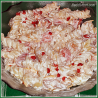 Bacon Ranch Pasta | Creamy ranch goodness with bacon and tomato! | Huddlenet.com