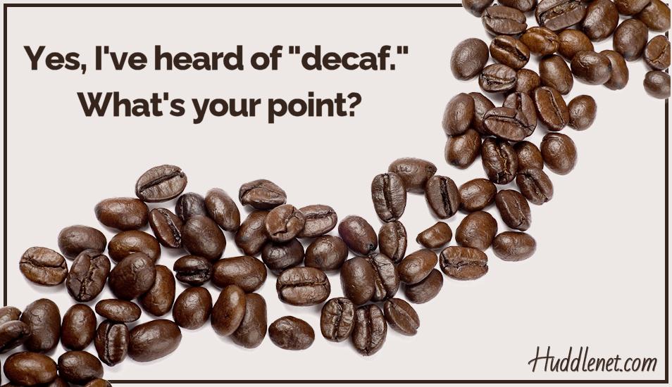 Bumper Stickers – Chocolate & Coffee