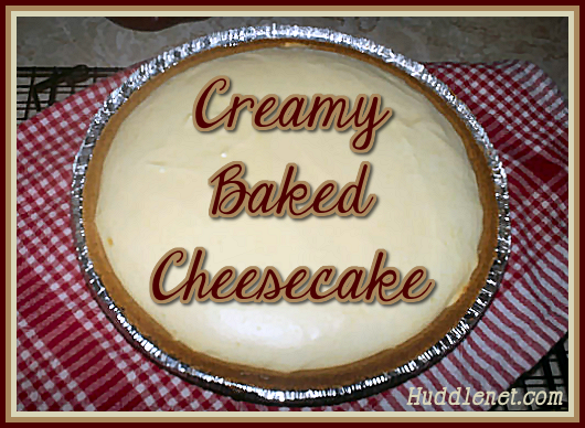 Two Step Creamy Cheesecake Recipes — Dishmaps