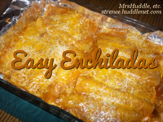 Mom's Enchiladas