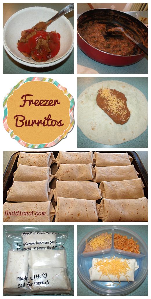 Freezer Burritos POST