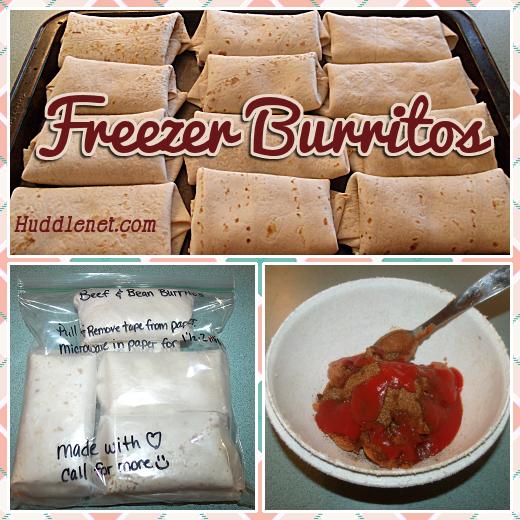 Freezer Burritos sq