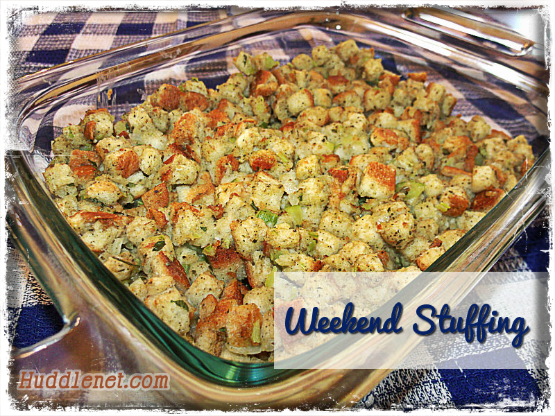 Weekend Stuffing