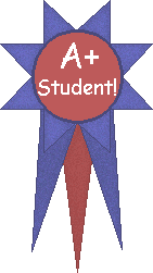 A+ Student Award school clipart