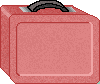 Red Lunchbox school clipart